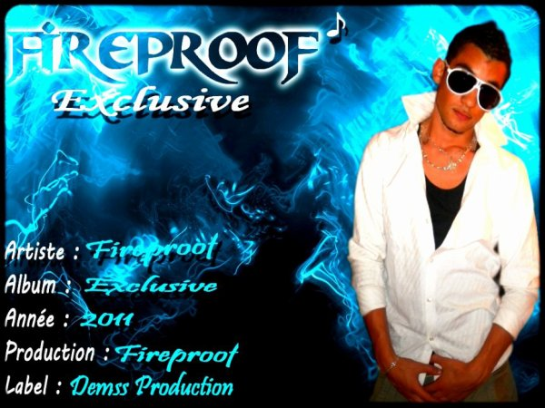Exclusive Mixtape / Fireproof - Elle (2012)