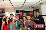 Le groupe des Black Eyed Peas dans radio libre