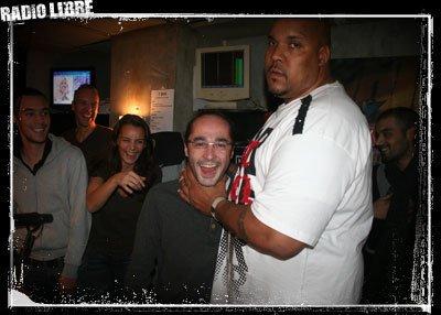 Romano et un géant
