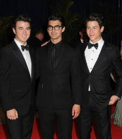 Jonas Brothers : Ils vont entrer en studio pour un nouvel album