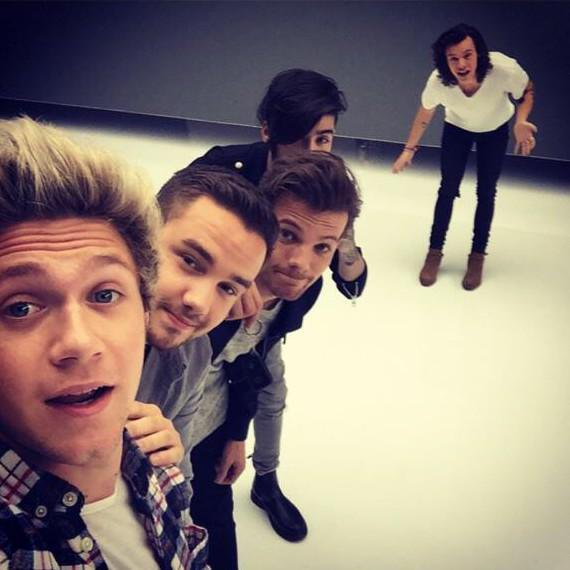 Bienvenue sur 1Direction-Daily