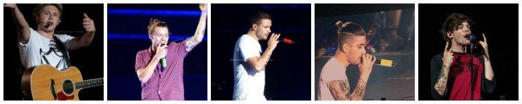 Concert du 20/02/2015 à Perth (Australie)