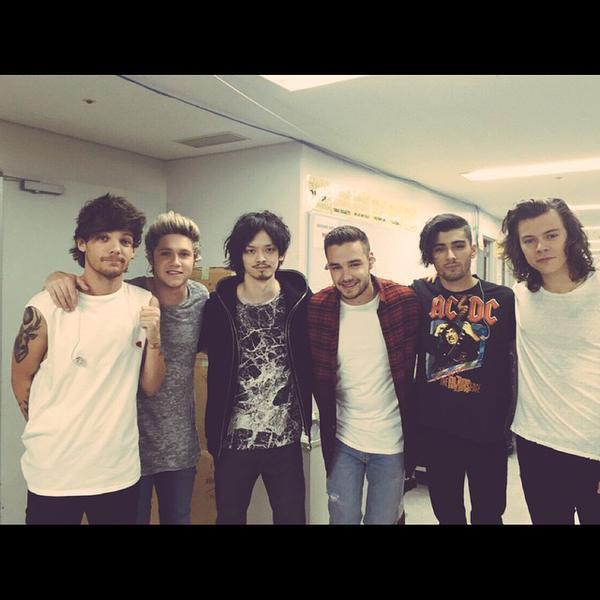 Concert du 25/02/2015 à Osaka au Japon