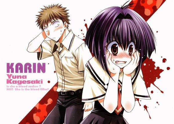 Karin Chibi Vampire !