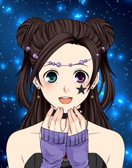 Watashino Kokoro, une collaboration avec une amie que j'apprécie énormément, son compte ? -> @la magicienne sentimentale