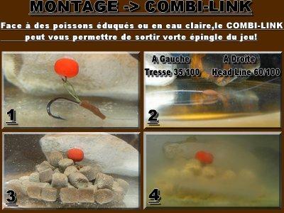 """MONTAGE """"COMBI-LINK""""."""