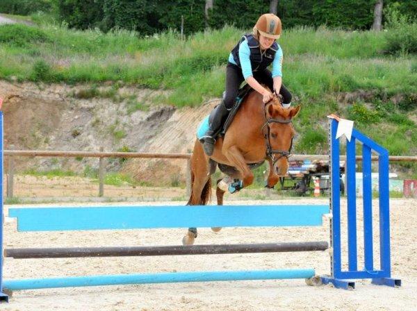 27 mai Compétition à Jas [ Club 3 cheval ]