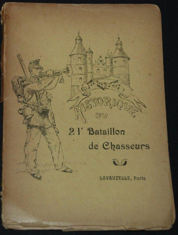 21è BATAILLON DE CHASSEURS A PIED