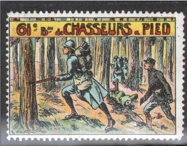 chasseur a pied