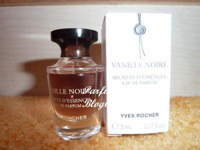 Miniature Vanille Noire