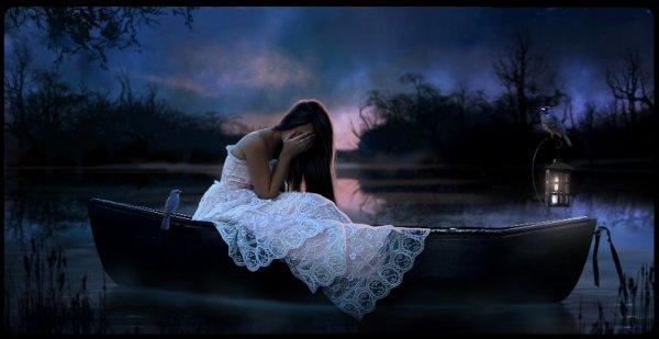 """""""-Même si tu es loin de moi, j'arrive à lire la tristesse sur ton visage."""" [Extrait du Chapitre 29 L'enfer des malaimés, Tome 2]"""