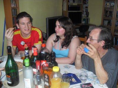 Photos de groupe pour nos anniversaires