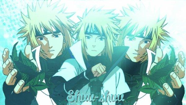 Le monde de Naruto