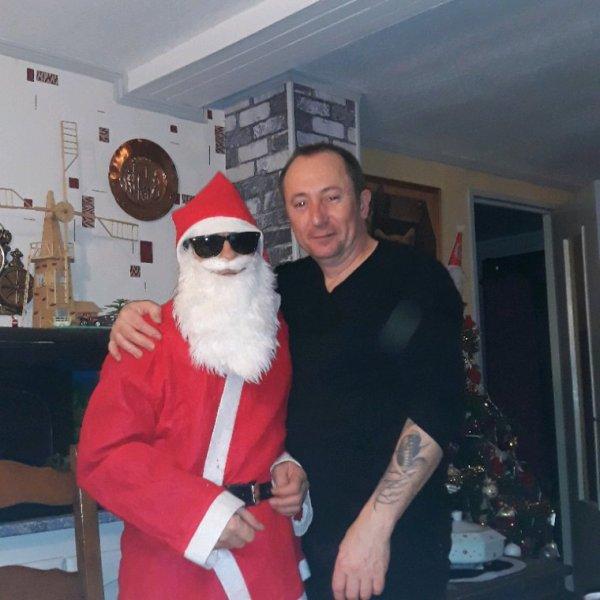 Joyeux noël avec mon homme magnifique cette année
