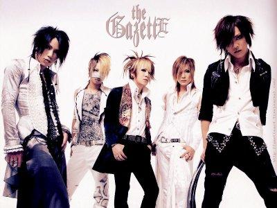 The Gazette ; ou la Perfection. ♥