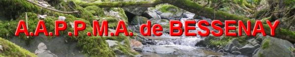 Venez découvrir et vous abonner au blog officiel de l'A.A.P.P.M.A de Bessenay, dans le département du Rhône, il suffit de cliquer sur le lien ci-dessous,AAPPMA dont je suis le garde pêche,bonne visite