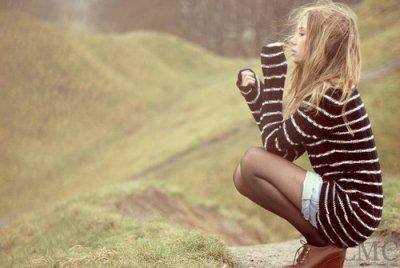 """"""" Ne vous attristez jamais quand vous perdez quelqu'un car les personnes qui sont sensés être dans votre vie ne vous quittent jamais ou elles trouvent toujours un moyen d'y revenir. """""""