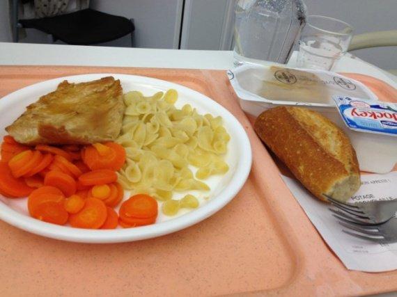 Mon hospitalisation