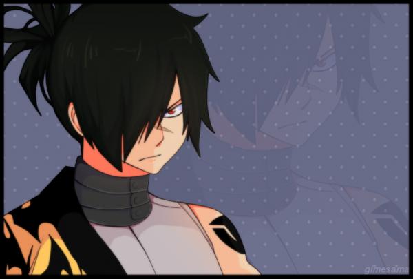 chapitre 2 : l'arriver de rogue et mest à la guilde de la rose des ténèbres.