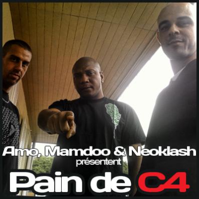 Amo-Mamdoo-Neoklash - PAIN DE C4 (inédit) Redaiprod