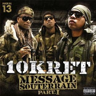 MESSAGE SOUTERRAIN Part1 / 10KRET Ft MOH & DASO - REDAIprod (2011)