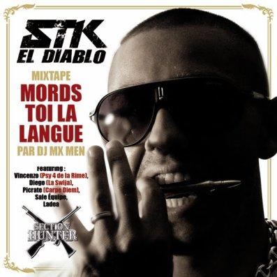 MIXTAPE MORDS TOI LA LANGUE  / STK feat SALE EQUIPE - CA FAIT TROP BROYER - REDAIprod (2010)