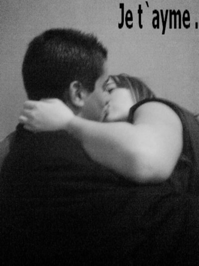 Mon Coeur , Mon Homme , Ma Vie, Je l'aaaime ♥