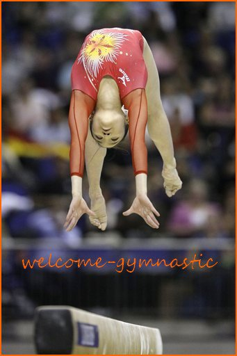 Because we love gymnastic!