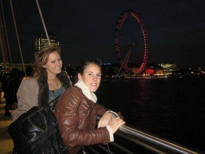 London and Edinburgh