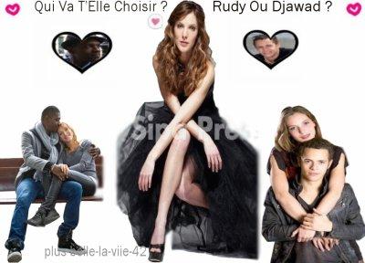 Estelle & Rudy ou Estelle & Djawad ?