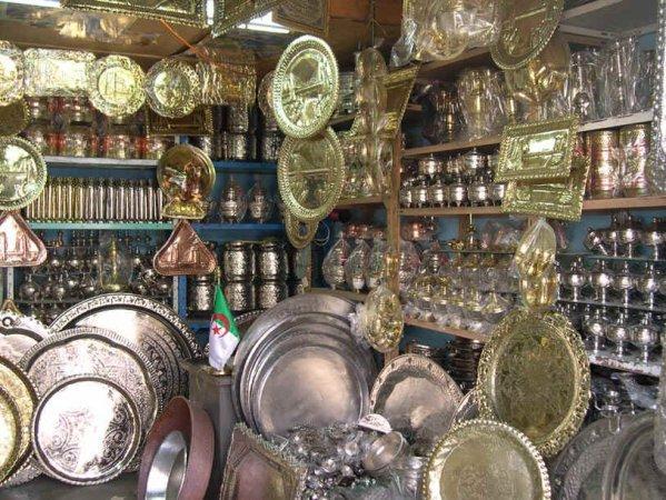 La Dinanderie de Constantine - The Brassware of Constantine