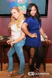 Tini et Toya femme de rappeur !!!