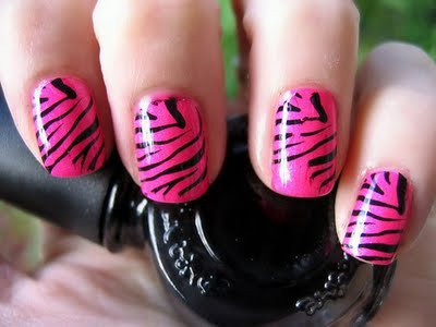 Différents types de Nails Art :
