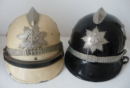 CASQUE BRESIL OFFICIER  ET SAPEUR 1980