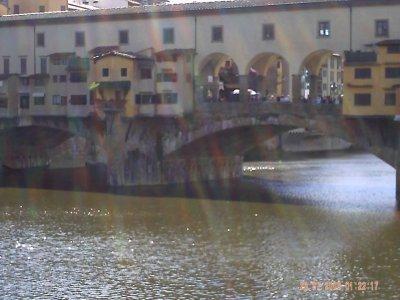 Italie: le pont habité