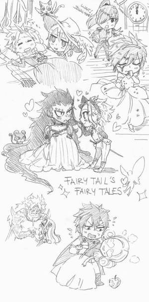 Les contes Disney by Fairy tail XD