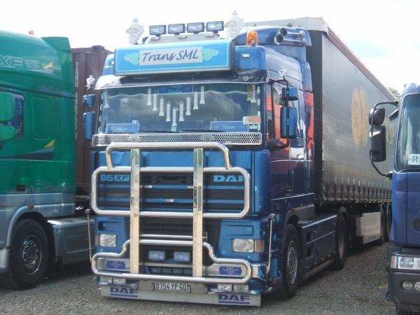 DAF 95 XT TRANS SML