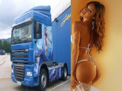 dedicasse a mon amis camionneur pour ces exellent montage !!!!!! un grand merci mon cher amis j adorrreeeeeeee