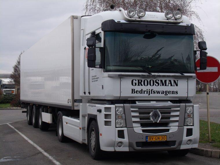 RENAULT MAGNUM TRANSPORT GROOSMAN