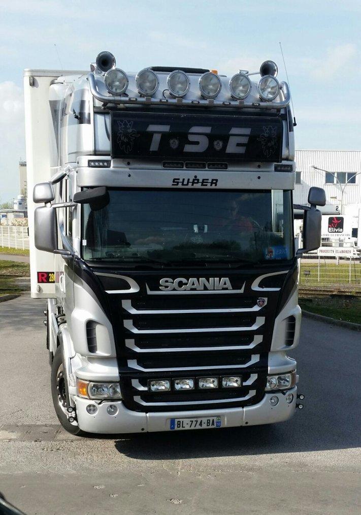 Scania topline  tsa