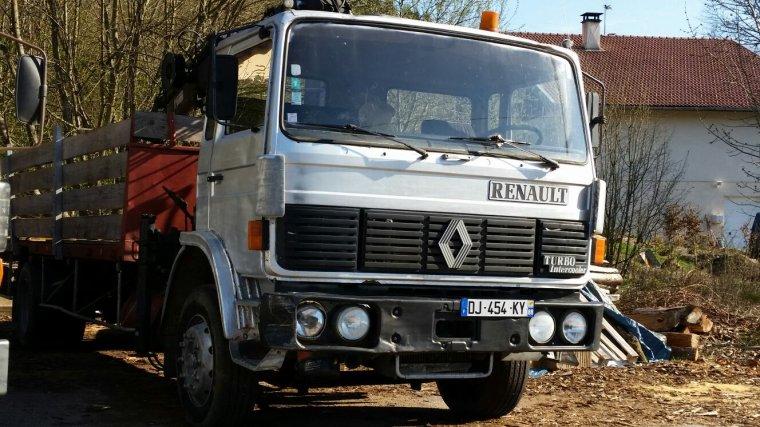 Renault g