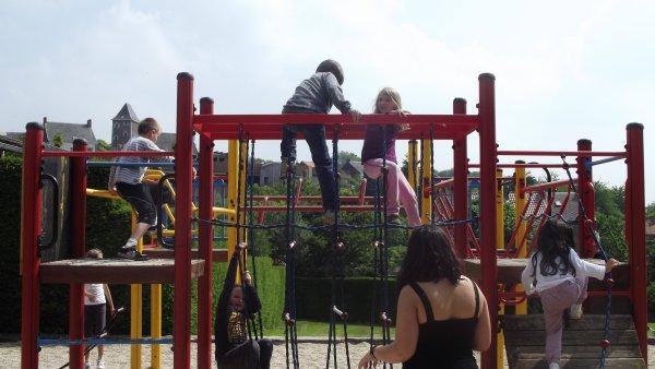 Sortie au parc juin 2012