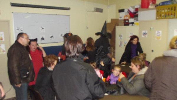 Halloween 2012 des petits