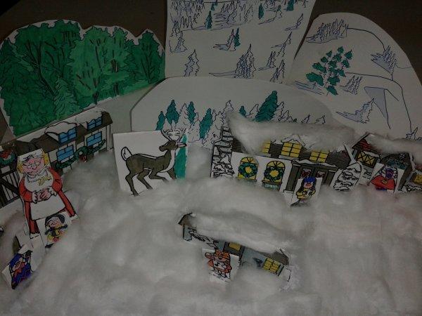 Stages de Noël 2012-2013