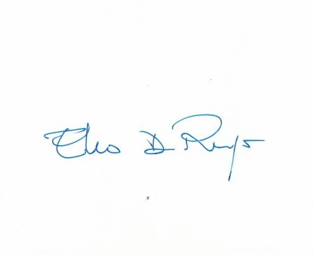 Autographe reçus le 06 mai 2014