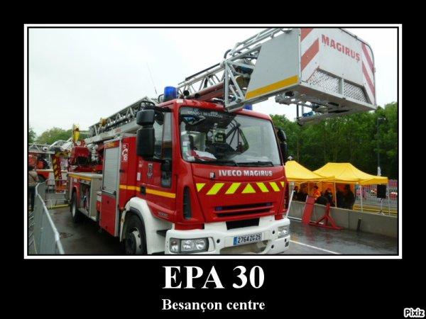 EPA 30 BESANCON centre ( Doubs )