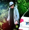 Tom Kaulitz et sa voiture