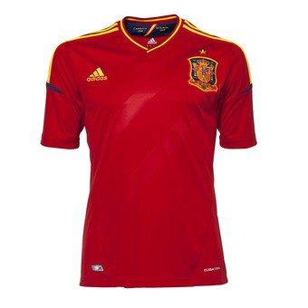 Maillot Espagne domicile 2012-2013