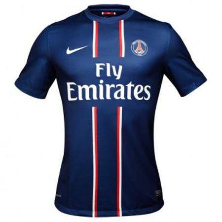 Maillot PSG domicile 2012-2013