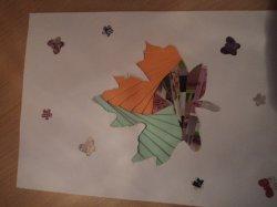 Voici les dessins que ma fait ma grande soeur Marie !